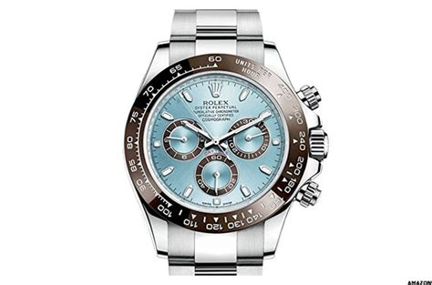 10 Outrageously Expensive Men's Luxury Watches on Amazon